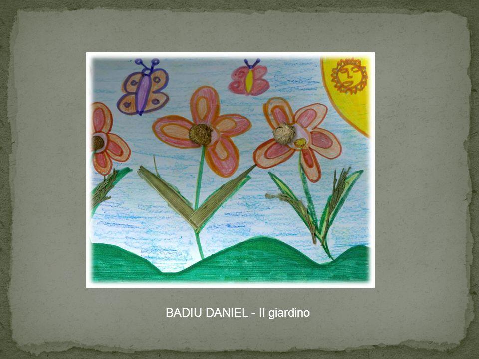 BADIU DANIEL - Il giardino