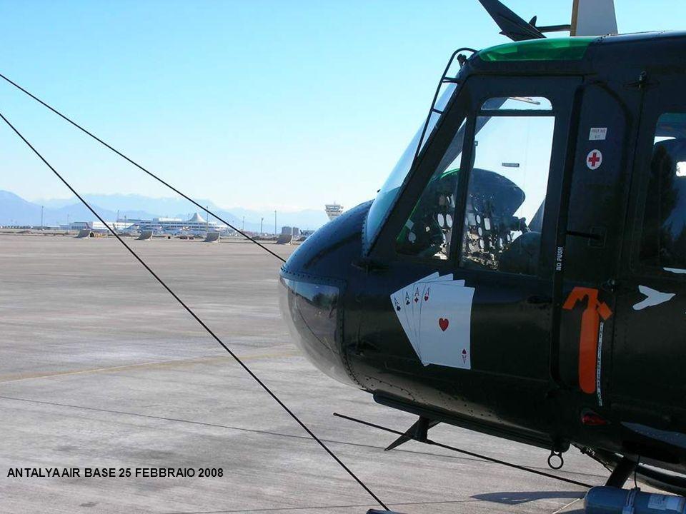 ANTALYA AIR BASE 25 FEBBRAIO 2008