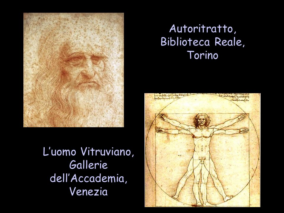 Autoritratto, Biblioteca Reale, Torino