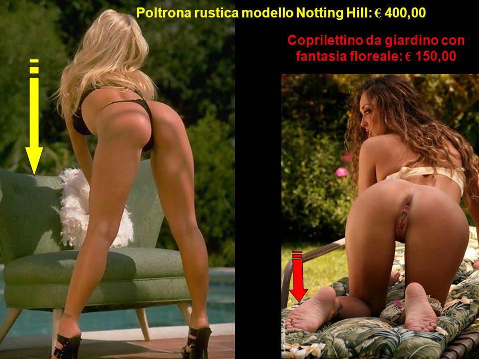 Poltrona rustica modello Notting Hill: € 400,00