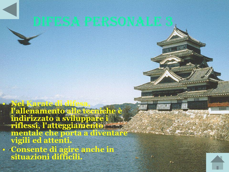DIFESA PERSONALE 3