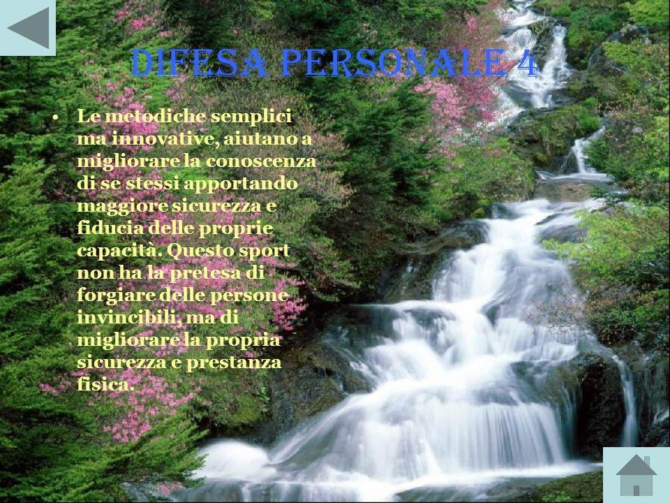 DIFESA PERSONALE 4
