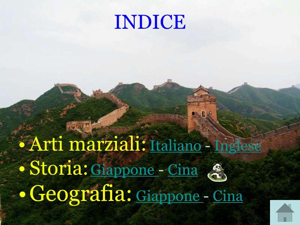 Geografia: Giappone - Cina