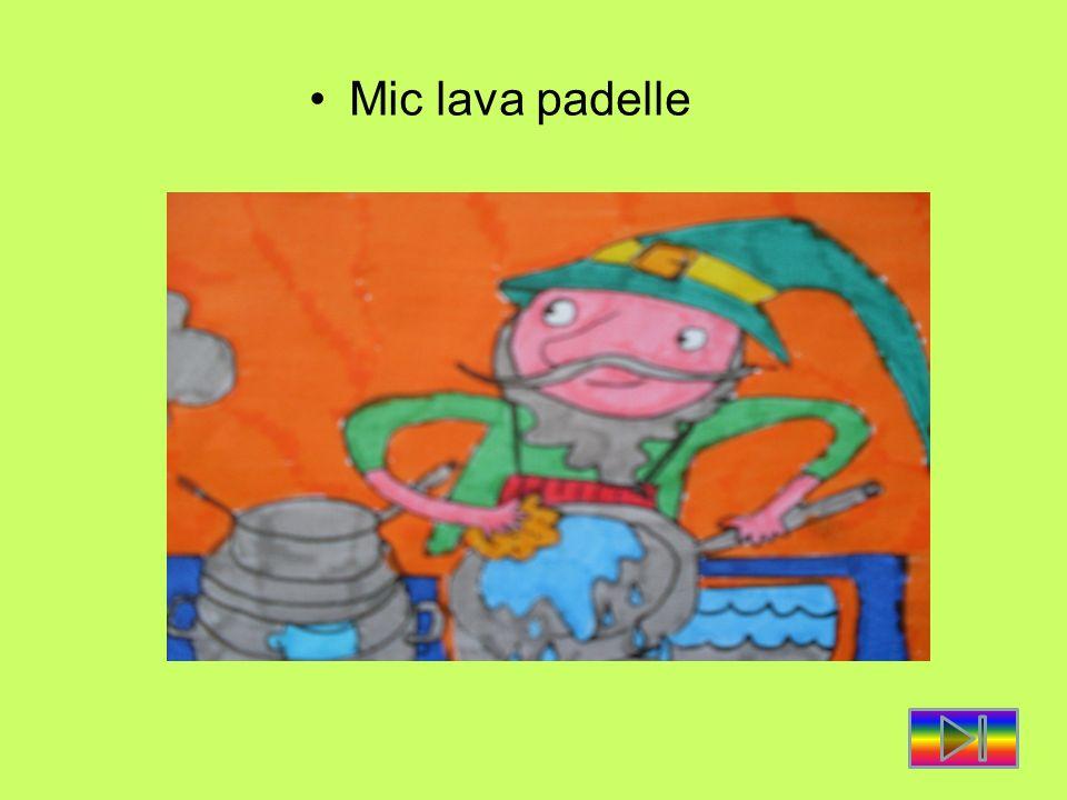 Mic lava padelle
