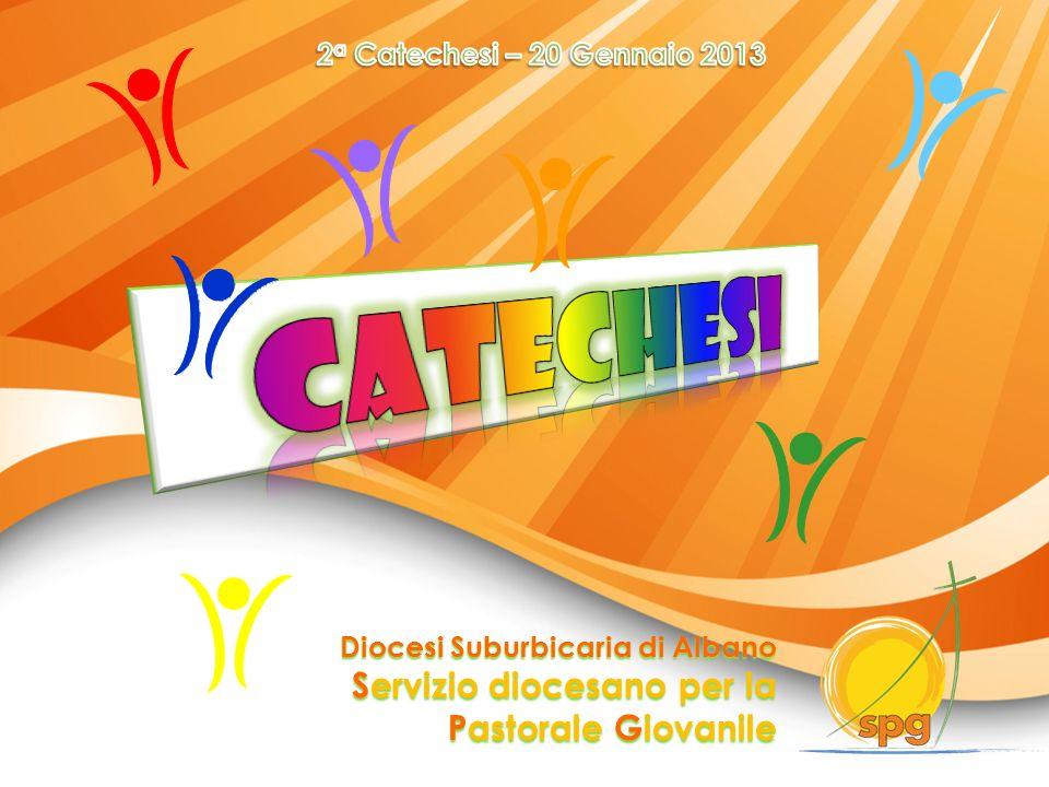 catechesi Servizio diocesano per la Pastorale Giovanile