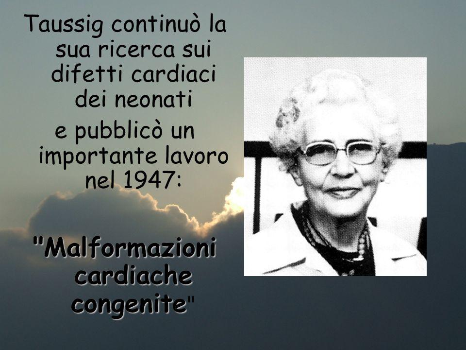 Malformazioni cardiache congenite