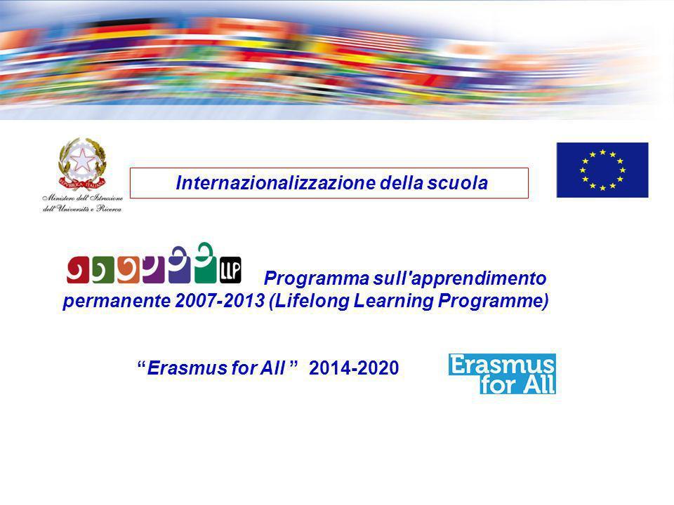 Internazionalizzazione della scuola