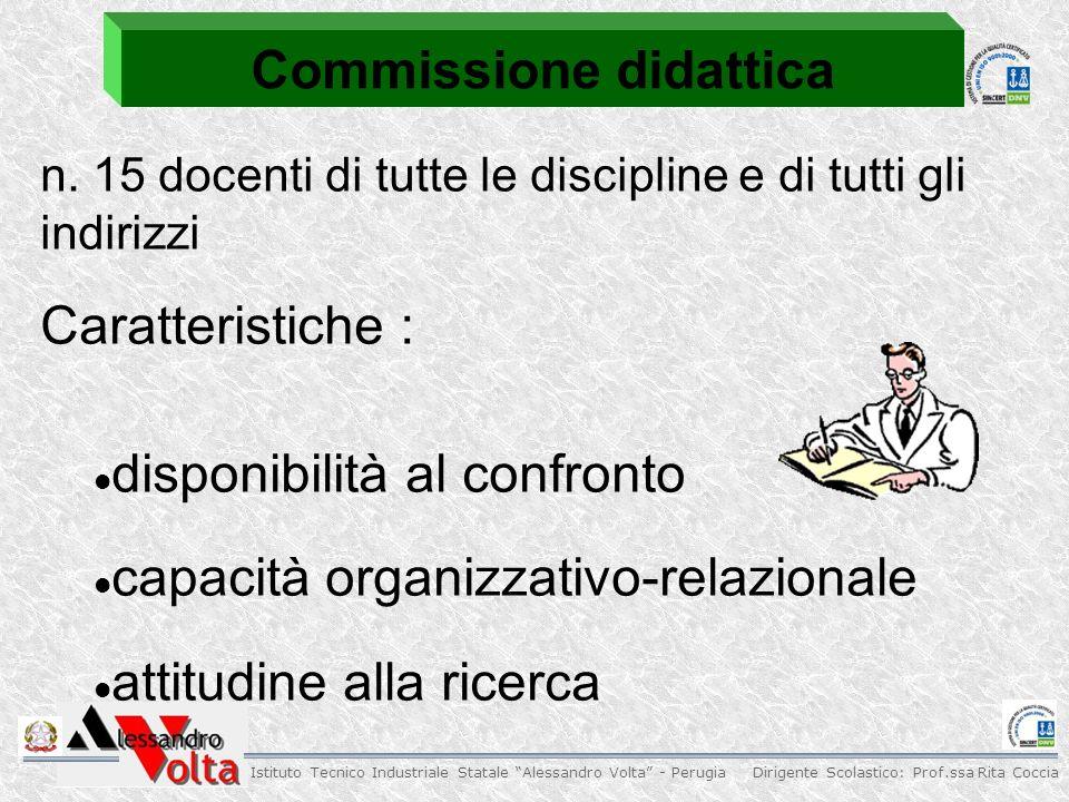 Commissione didattica