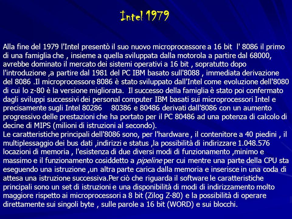 Intel 1979