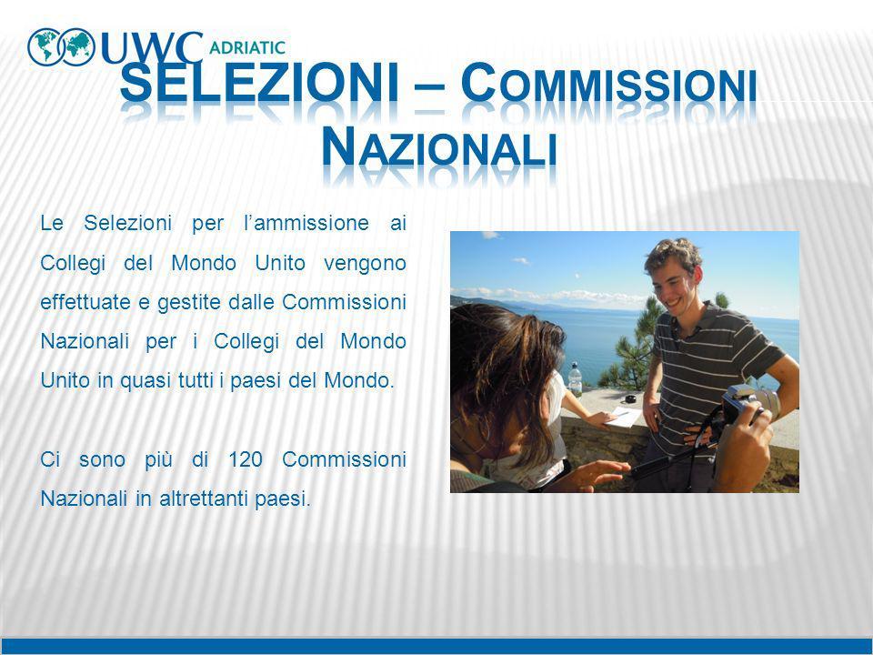 SELEZIONI – Commissioni Nazionali