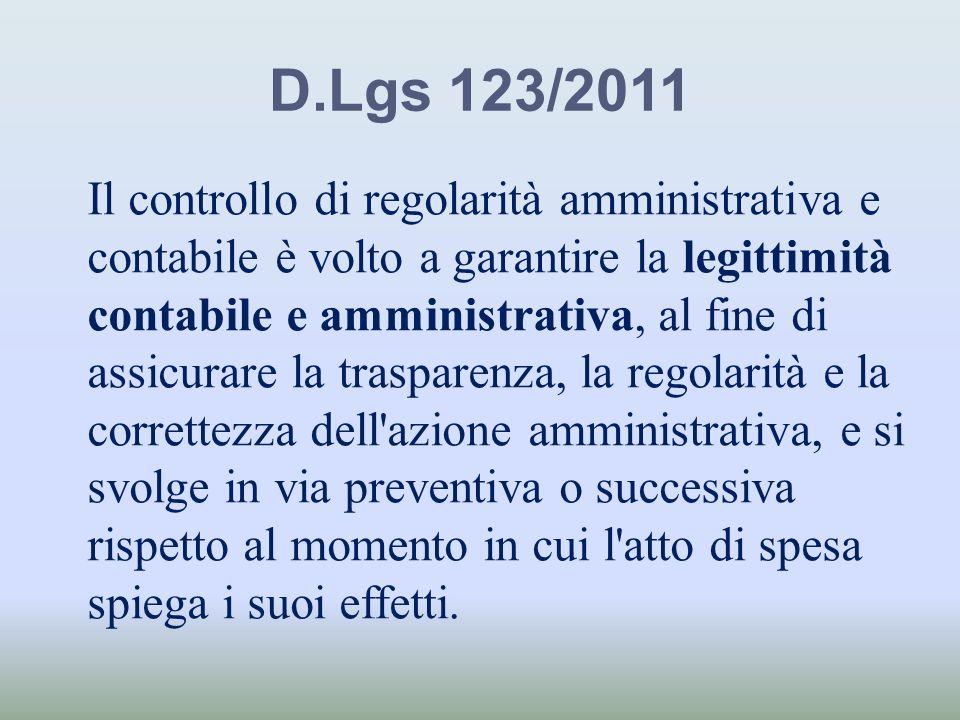 D.Lgs 123/2011