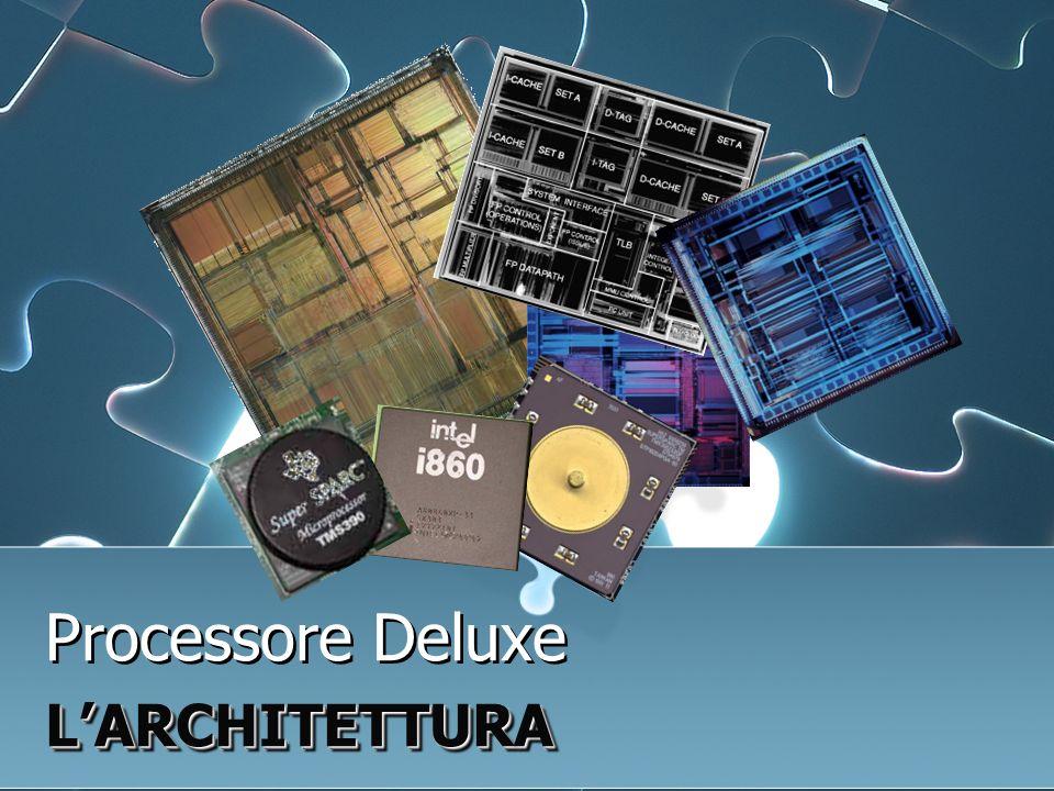 Processore Deluxe L'ARCHITETTURA