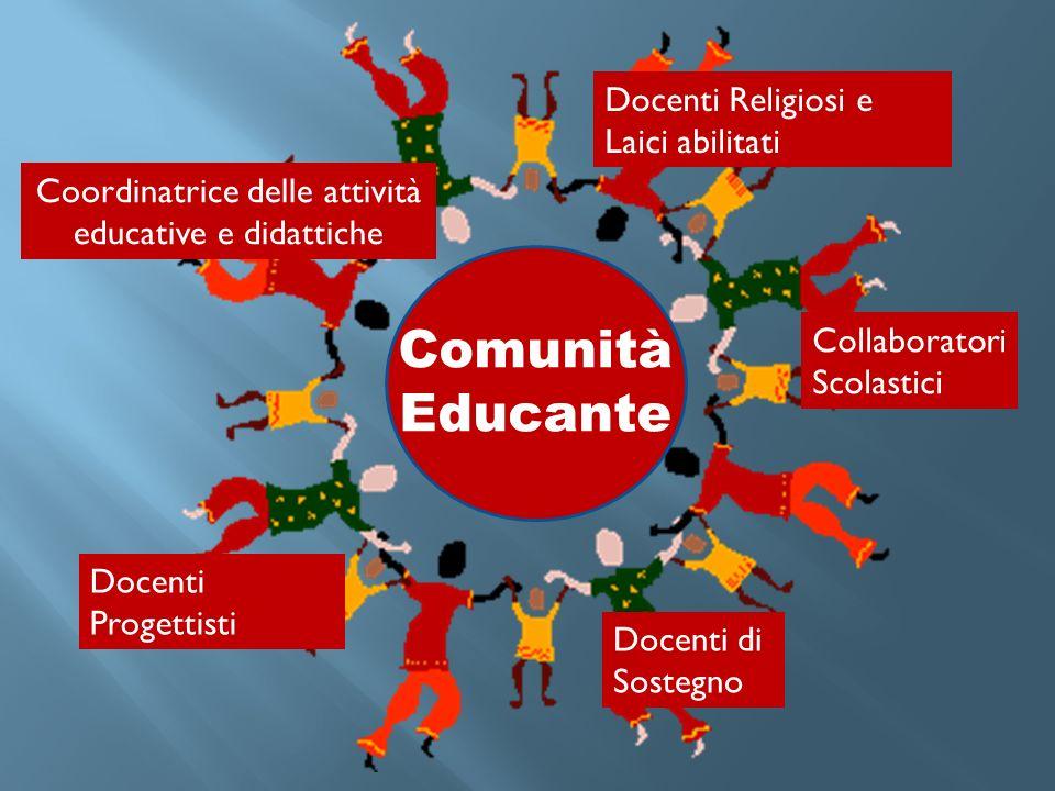 Coordinatrice delle attività educative e didattiche