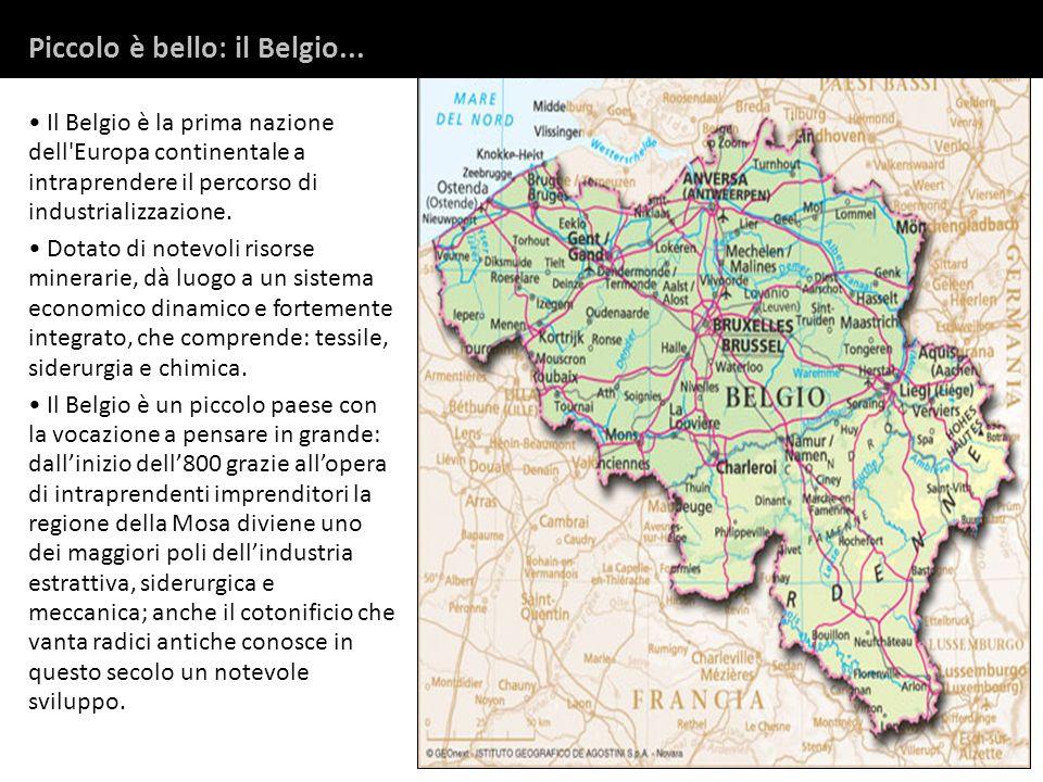 Piccolo è bello: il Belgio...