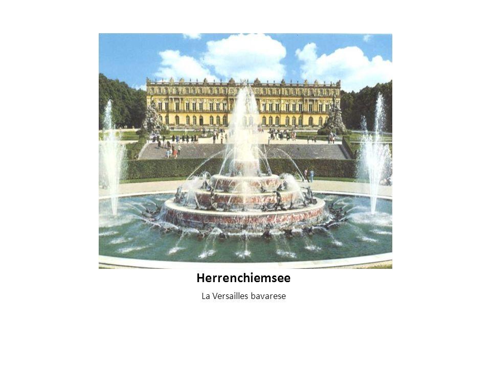 La Versailles bavarese