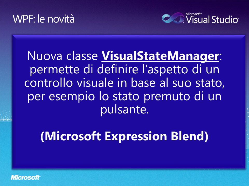 (Microsoft Expression Blend)