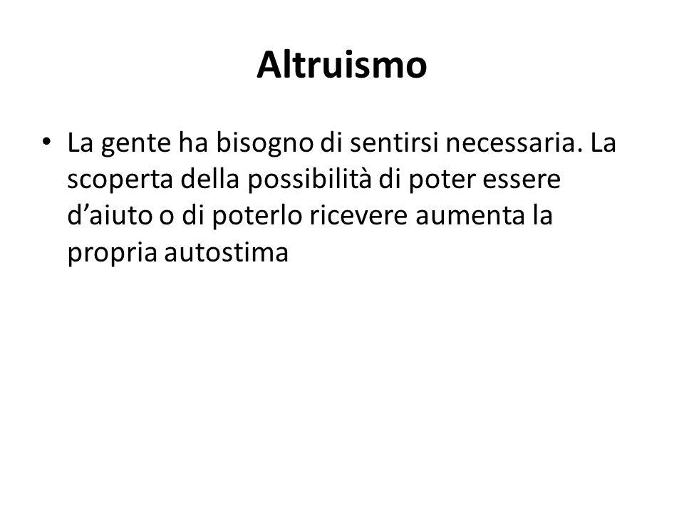 Altruismo