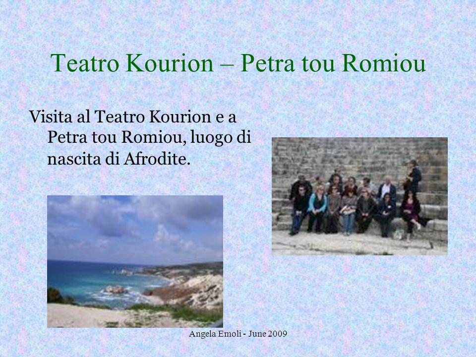 Teatro Kourion – Petra tou Romiou