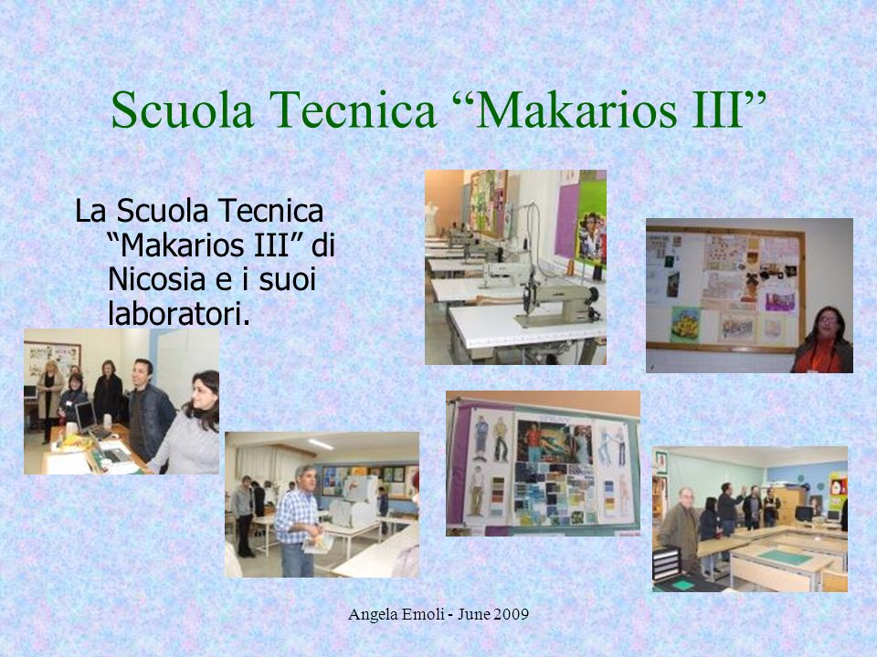 Scuola Tecnica Makarios III