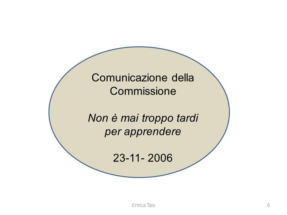 Comunicazione della Commissione