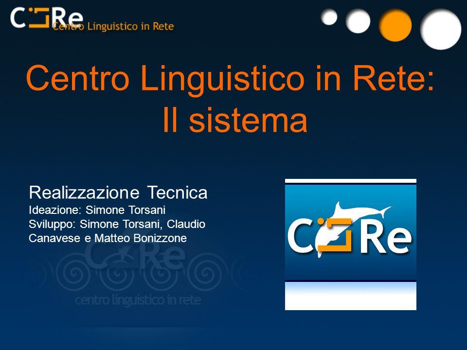 Centro Linguistico in Rete:
