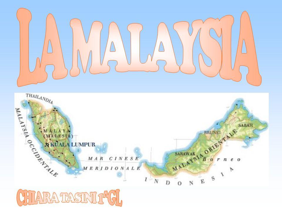 LA MALAYSIA CHIARA TASINI 1^GL