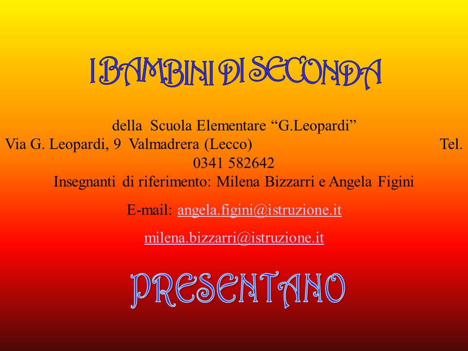 E-mail: angela.figini@istruzione.it