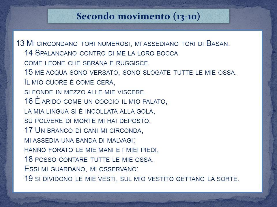 Secondo movimento (13-10)