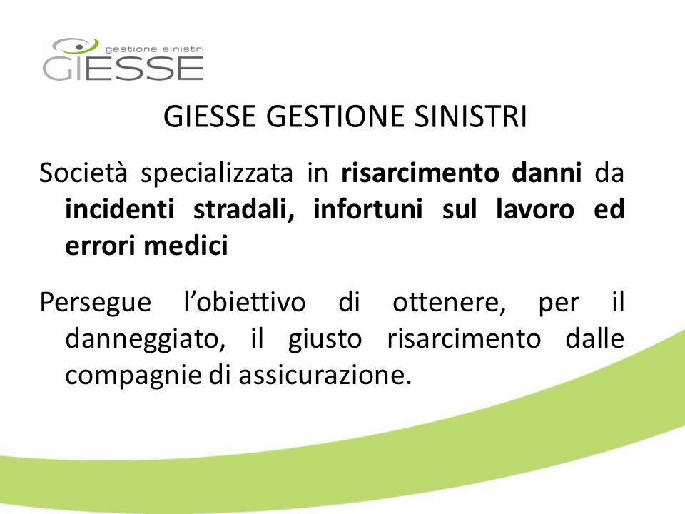 GIESSE GESTIONE SINISTRI