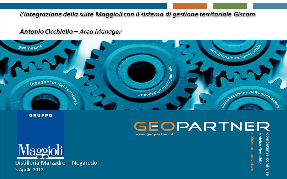 Antonio Cicchiello – Area Manager