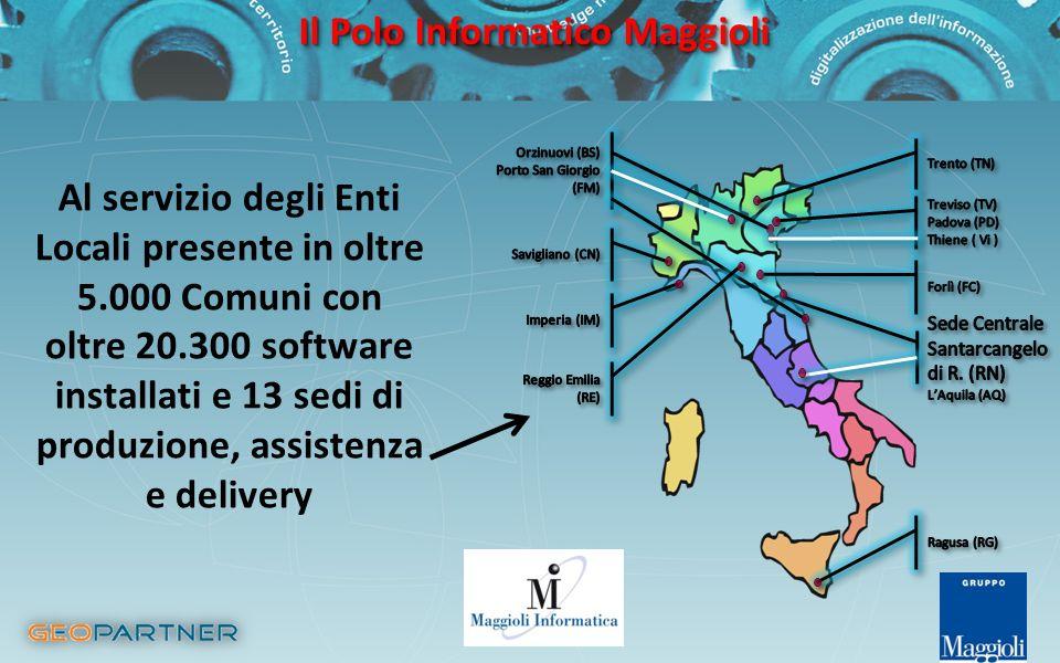 Il Polo Informatico Maggioli