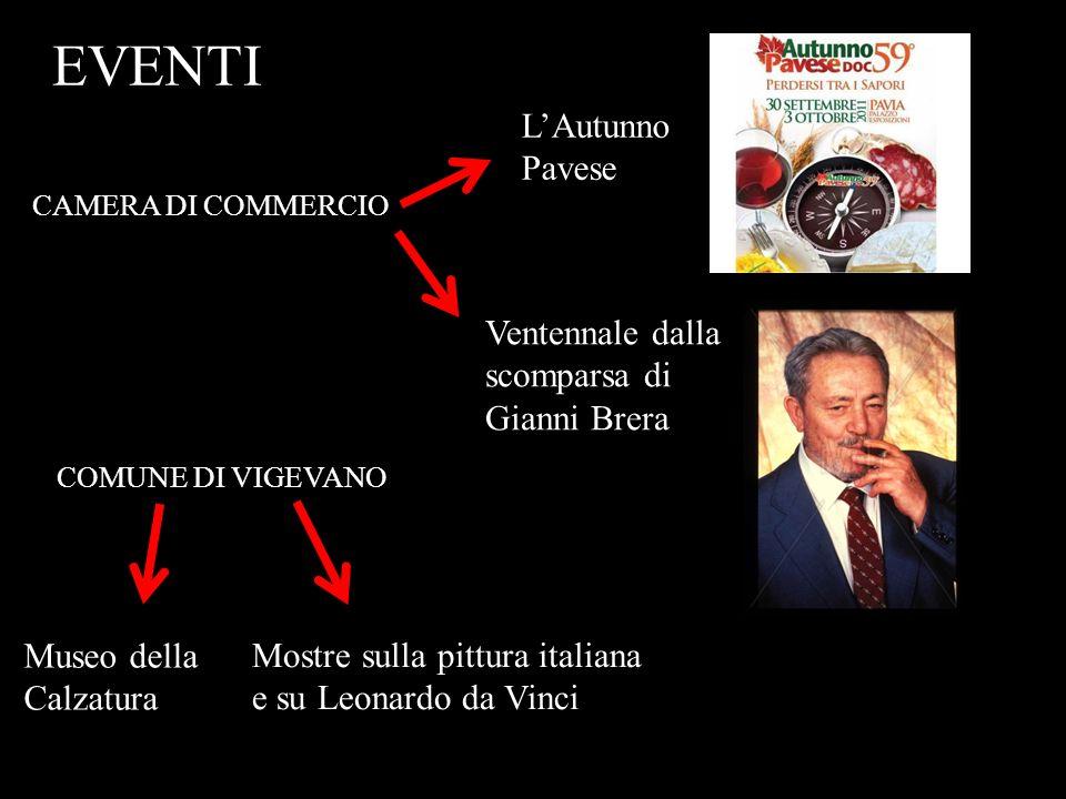 EVENTI L'Autunno Pavese Ventennale dalla scomparsa di Gianni Brera