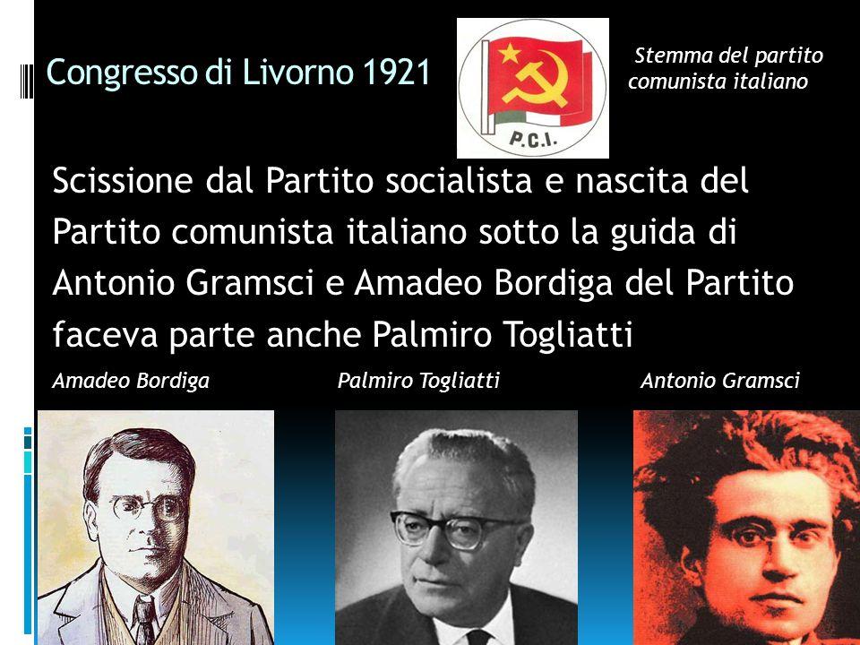 Stemma del partito comunista italiano