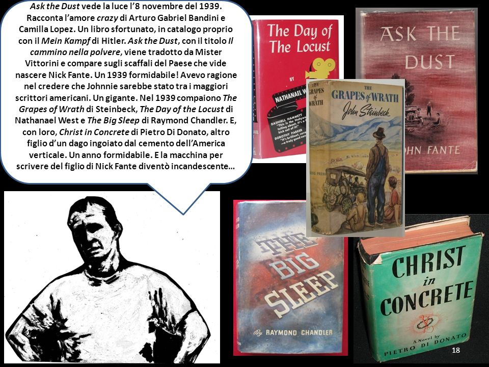 a comparison of chandlers the big sleep and steinbecks the grape of wrath A summary of chapters 4-6 in john steinbeck's the grapes of wrath learn exactly what happened in this chapter, scene, or section of the grapes of wrath and what it means perfect for acing essays, tests but casy says that he cannot sleep: his mind is too burdened with what the men have.