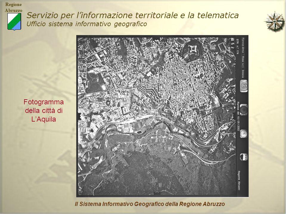 Fotogramma della città di L'Aquila
