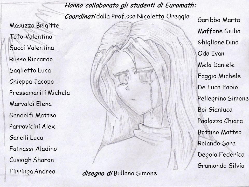 Hanno collaborato gli studenti di Euromath: