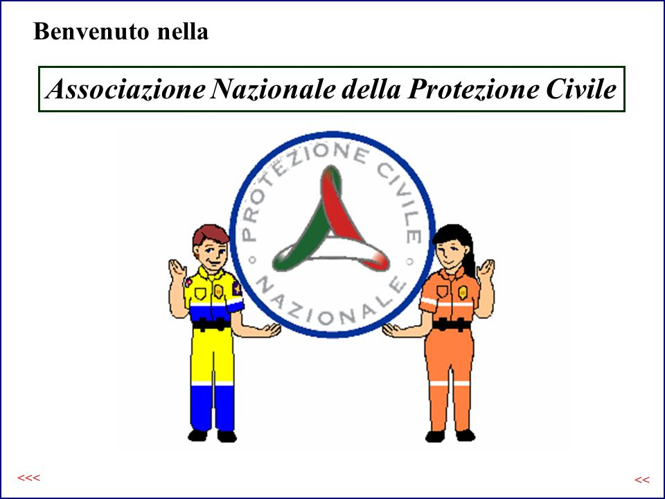 Associazione Nazionale della Protezione Civile