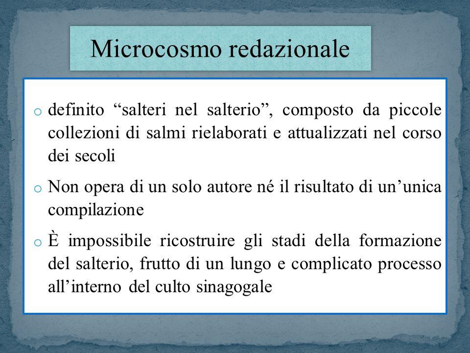 Microcosmo redazionale