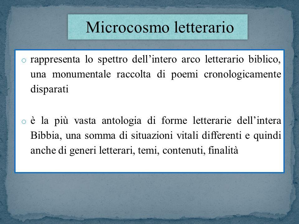 Microcosmo letterario