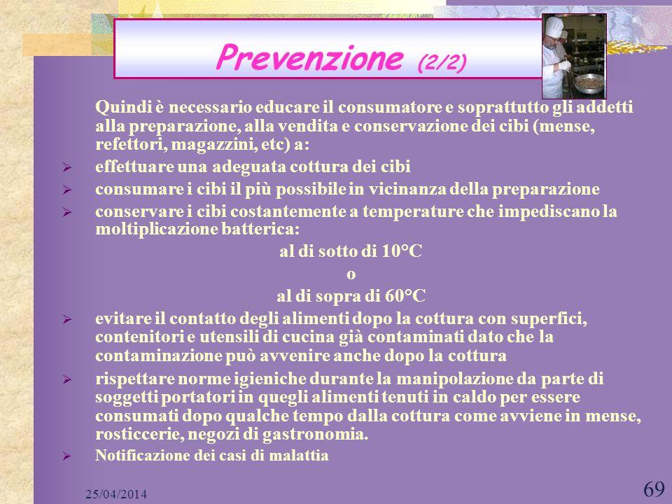 Prevenzione (2/2)