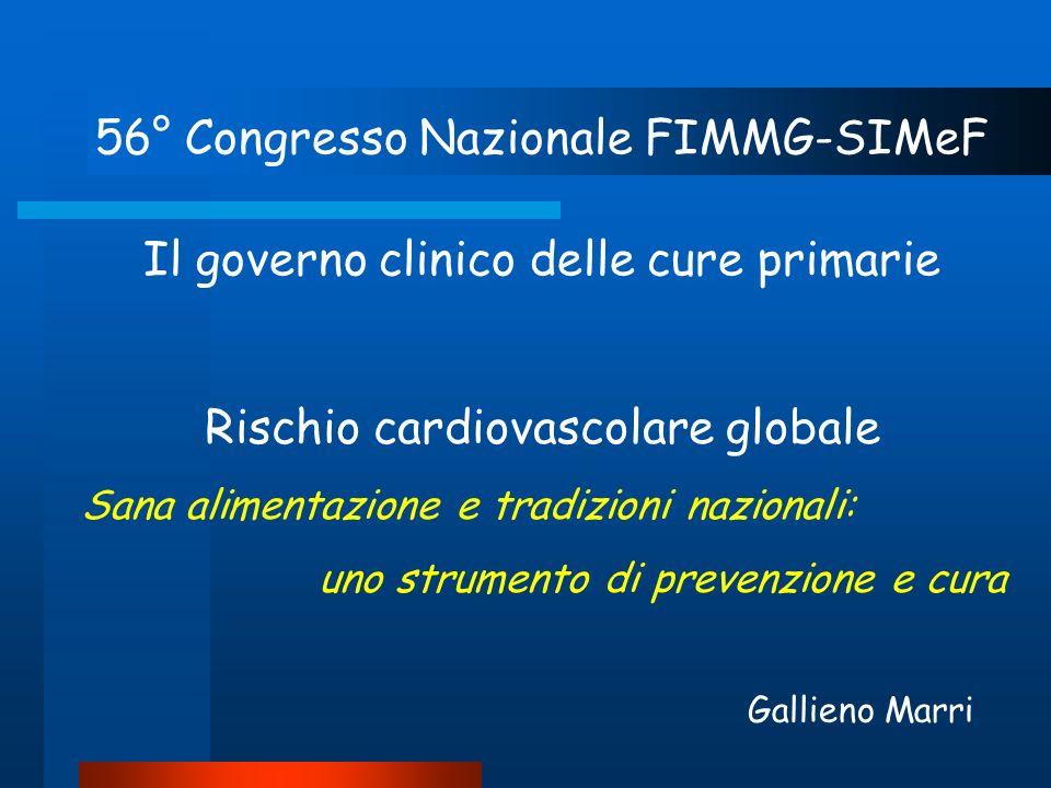56° Congresso Nazionale FIMMG-SIMeF