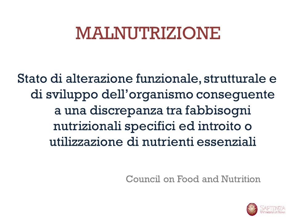 Council on Food and Nutrition