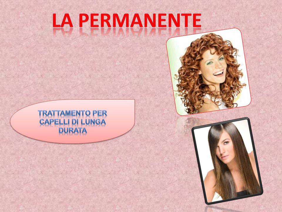 Trattamento per capelli di lunga durata