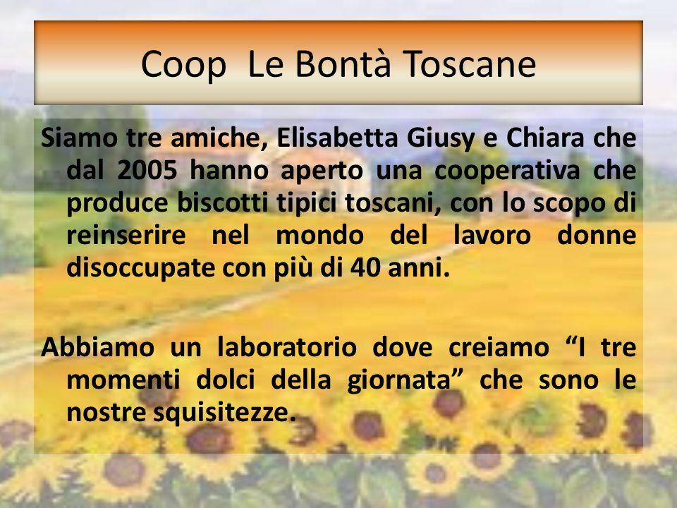 Coop Le Bontà Toscane