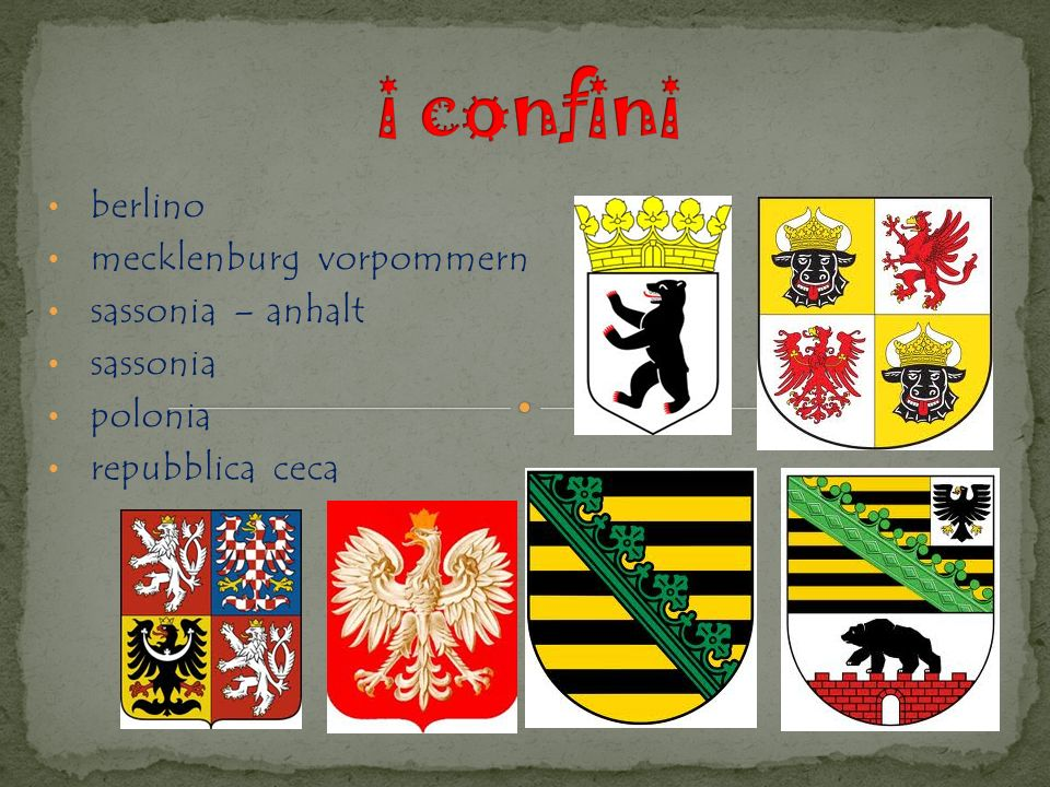 i confini berlino mecklenburg vorpommern sassonia – anhalt sassonia