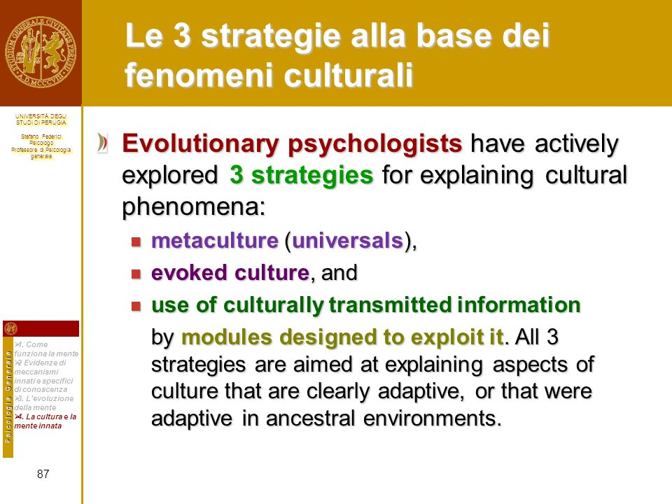 Le 3 strategie alla base dei fenomeni culturali