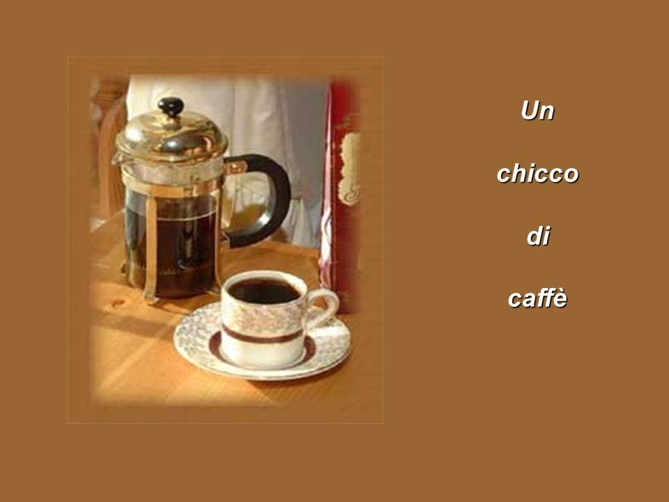 Un chicco di caffè