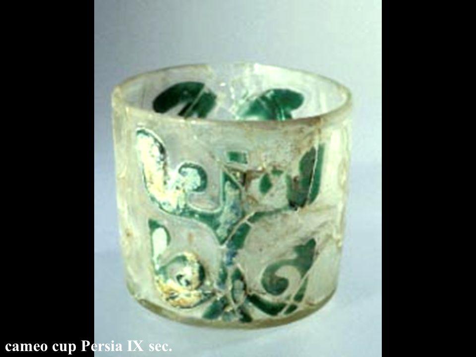 cameo cup Persia IX sec.