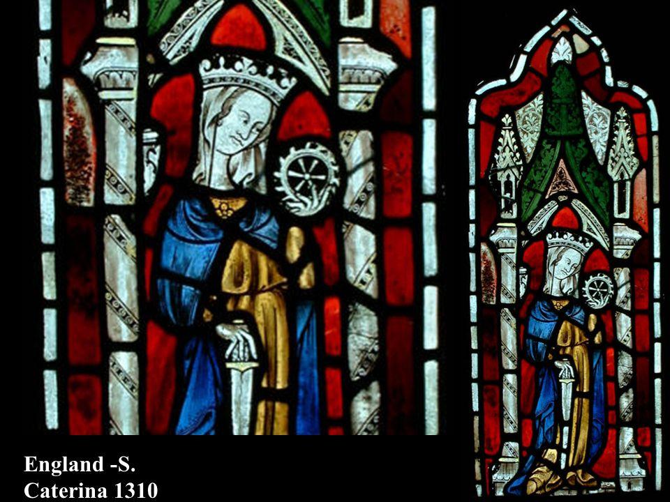 England -S. Caterina 1310