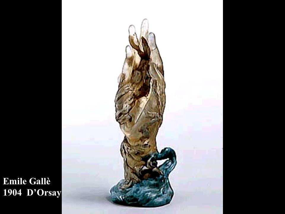 Emile Gallè 1904 D'Orsay